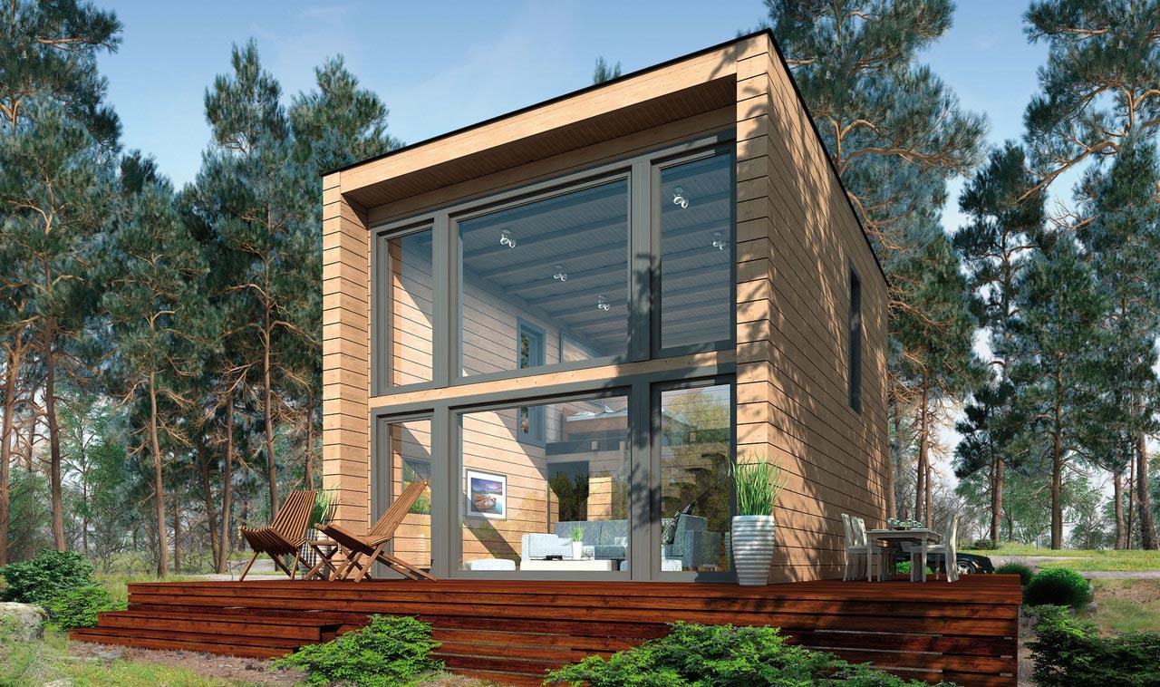 Wohnhauser Ihr Kompetenter Holz Und Blockhaus Partner Thule